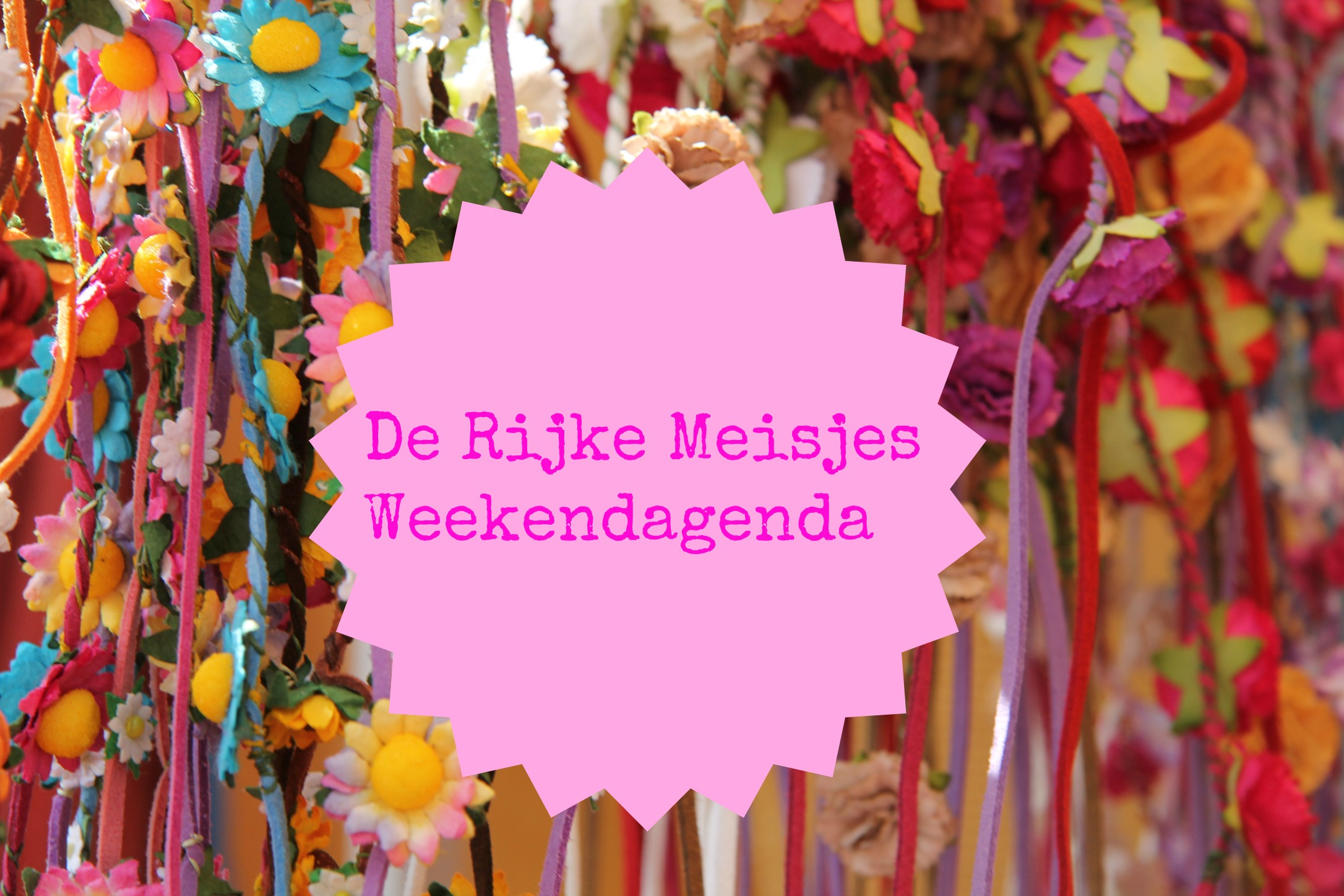Weekendagenda logo 5